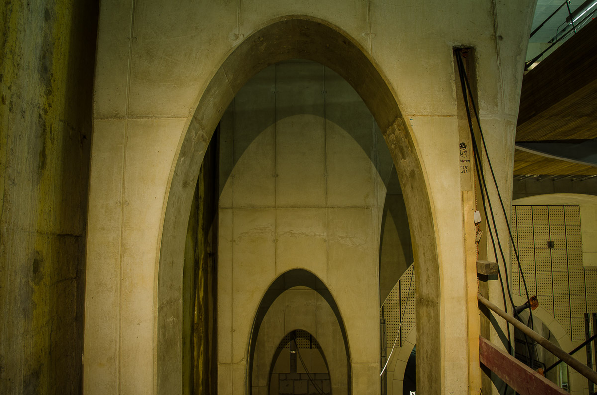 Arches modernes